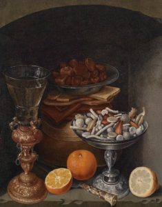 Still Life with Candy, Georg Flegel