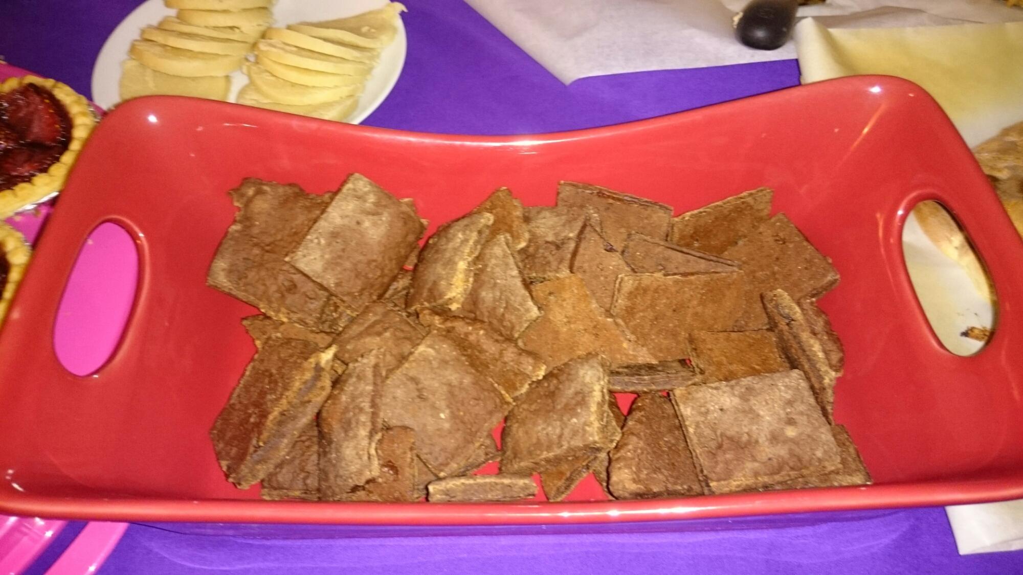 St. Hildegard Cookies