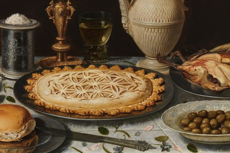 How to Eat in the 16th Century