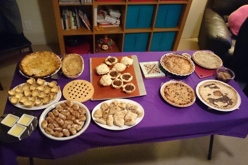 Culinary History Potlucks