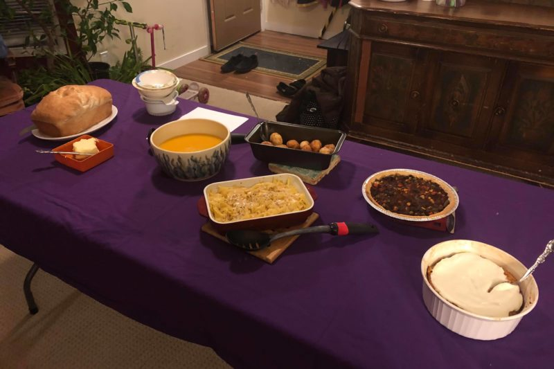 Montengarde Culinary Night – Comfort Food